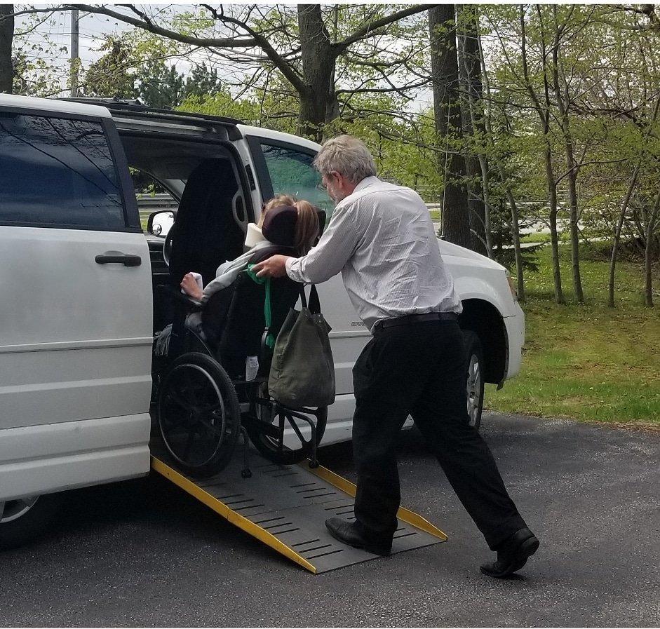 wheelchair Taxi Toronto