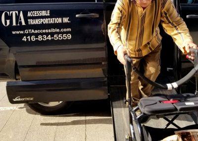 GTA Accessible taxi and Transportation Toronto, Markham and GTA .