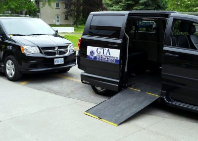 wheelchair taxi service in Toronto and GTA