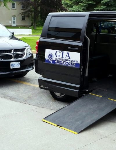 GTA WHEELCHAIR ACCESSIBLE TAXI AND TRANSPORTATION Toronto, ON