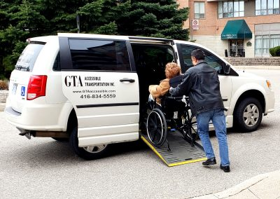Wheelchair Accessibile Taxi and Transportation Ontario