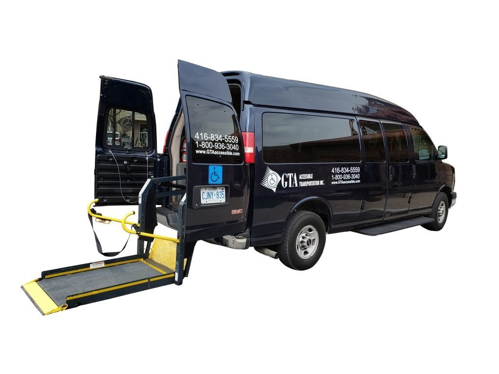 wheelchair accessible taxi transportation