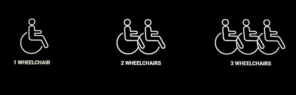 Wheelchair accessible taxi and transportation service in GTA.