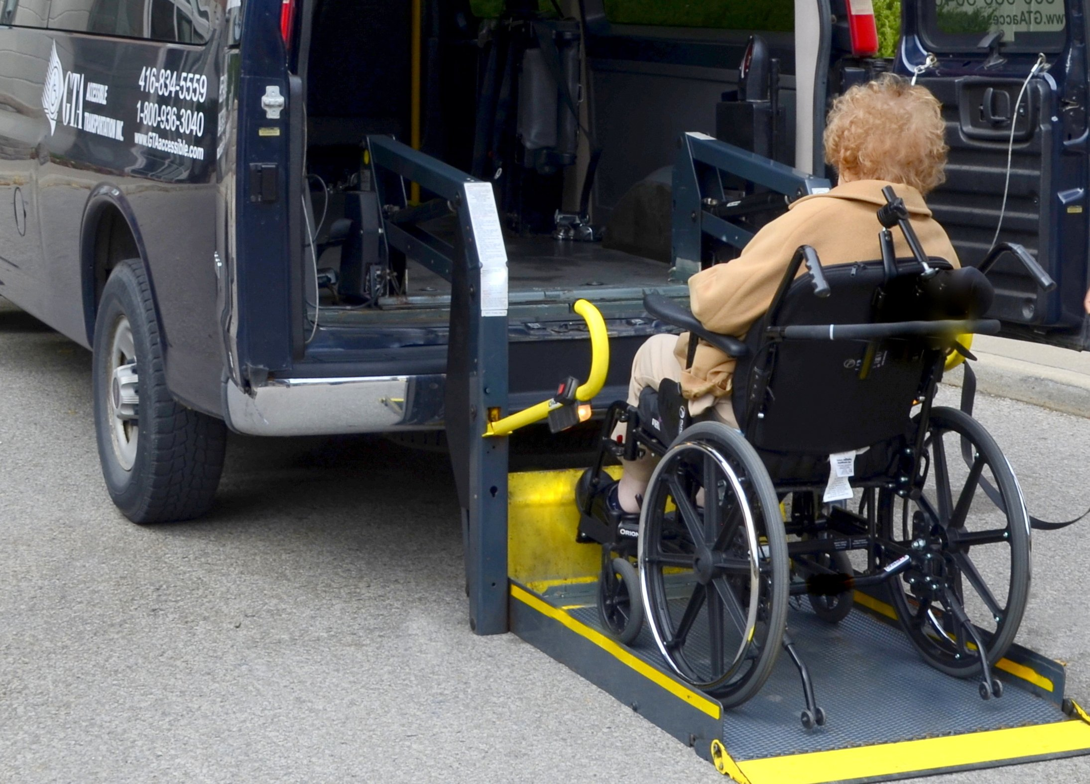 Accessible Taxi Transportation Toronto