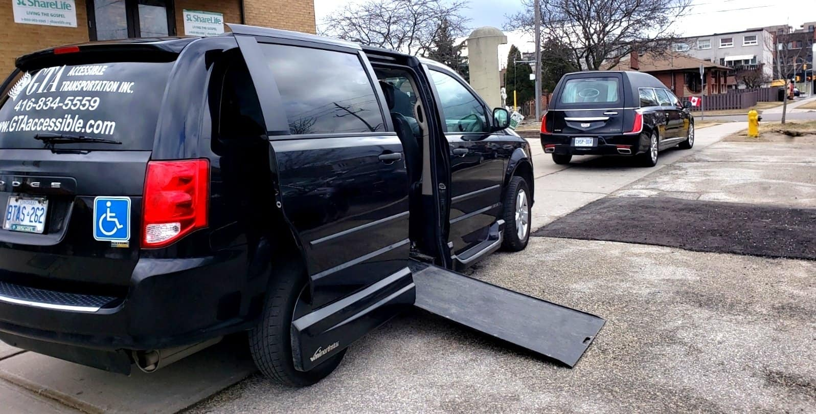 Accessible Transportation Services